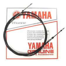 Yamaha Mid Range Y38 Outboard Control Cable - 11FT / 335cm - YMM-21011-C8