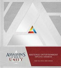 """ASSASSIN'S CREED UNITY: ABSTERGO ENTERTAINMENT EMPLOYEE HANDBOOK"" 21014 HC NEW"