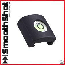 Hot shoe spirit level cover cap pour Sony DSLR Alpha caméras