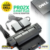 DELL Latitude E6330 E6230 E5530 E5430 E-PORT PLUS Dock Replicator Station + 130W