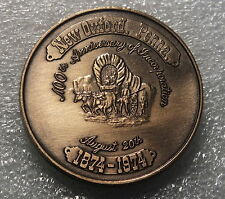 1974-NEW OXFORD PENNA. 100TH ANNIV
