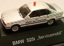 "Herpa EXCLUSIV – BMW 525i ""Servicemobil"", H0 1:87, neu + OVP"