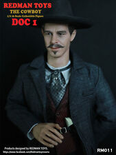 1/6 Scale REDMAN TOYS The Cowboy Tombstone Doc Holliday Val Kilmer