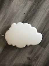 IKEA Dromsyn Kids Wall Light White Cloud