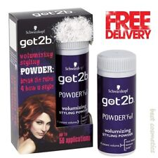 Schwarzkopf Got2b Powder'ful Volumizing Styling Hair Powder Break The Rules 10g
