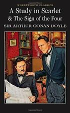 A Study in Scarlet (Wordsworth Classics) By Sir Arthur Conan Doyle