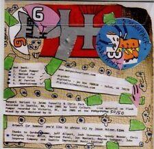 (BY909) Manpack Variant, Sticky Wickets - DJ CD