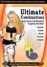 Belly Dance Ultimate Combos 4 - Bellydance DVD Video