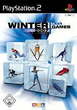 RTL Winter Games 2007 (Sony PlayStation 2, 2006, DVD-Box)