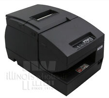 Epson TM-H6000III POS Printer, Charcoal, MICR, Endorse, Serial (C31C625024)