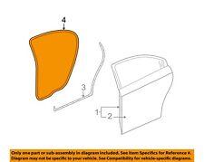 NEW OEM GM Rear Left Door Body Weatherstrip Seal 22793747 Malibu Aura 2008-2012
