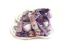 Frozen Sandals Purple Ana & Elsa C12
