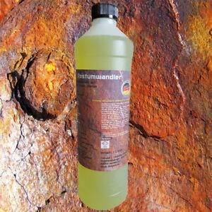 Industrie Rostentferner Rostumwandler 1 Liter  ** Hochkonzentriert **