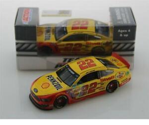 NASCAR 2020 JOEY LOGANO #22 SHELL PENNZOIL 1/64 CAR