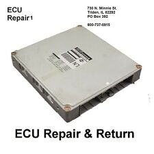 99-02 Nissan Sentra ECM ECU Engine Computer Repair & Return Fast Turnaround Time