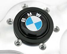 Horn Button for BMW Momo Sparco OMP NRG Steering Wheel E28 E30 2002 E36 M3 Z3 Z4