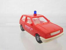 eso-4095Rietze 1:87 Suzuki Swift Feuerwehr Strahlenschutz sehr guter Zustand
