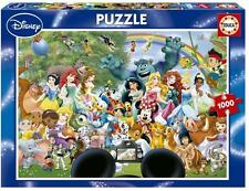 EDUCA DISNEY JIGSAW THE MARVELLOUS WORLD OF DISNEY II 1000 PCS #16297
