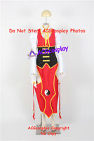 Overwatch OW Elizabeth Caledonia Calamity Ashe Boots Cosplay Shoes Comic Con
