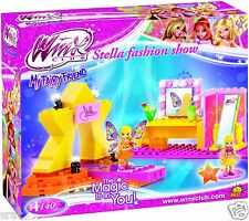 COBI WINX CLUB STELLA Fashion Show / WINX CLUB / construction Briques 140 pcs BNIB