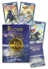 Runes Oracle Cards Fortune Telling Deck Norse Tarot Wicca Divination