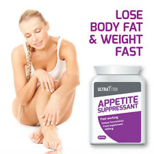 ULTRA TRIM APPETITE SUPPRESSANT PILLS – GET IN SHAPE STOP HUNGER EAT LESS FAT
