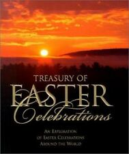Treasury of Easter Celebrations by Julie K. Hogan (2002, Hardcover) Book