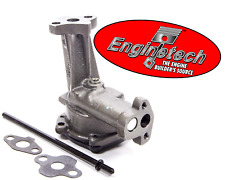 High Volume HV Engine Oil Pump w/ HD Drive Shaft for Ford SBF 289 302 5.0L