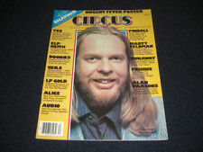 Circus Music Magazine Back Issues