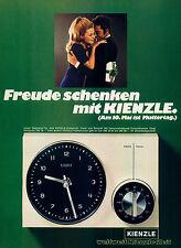 Kienzle-Küchenuhr-70-Reklame-Werbung-vintage print ad-Vintage Publicidad-老式平面广告