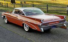 1959 Pontiac Bonneville Coupe, Refrigerator Magnet, 40 Mil