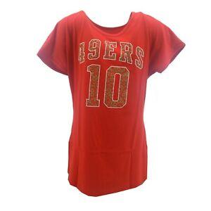San Francisco 49ers Jimmy Garoppolo NFL Children Kids Youth Girls Size Shirt New