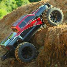Redcat Racing Dukono 1/10 Brushed Electric 4WD RC Monster Truck RTR - Red