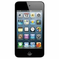 Apple iPod Touch 4th Generation  Music/Video Player Camera  8GB black Grade A !