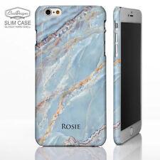 Fundas y carcasas Para iPhone SE color principal azul estampado para teléfonos móviles y PDAs