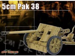 Dragon Cyber Hobby 5cm Pak 38 Weapon  1:6. NRFB-MIB