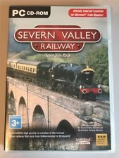 SEVERN VALLEY RAILWAY PC CD-ROM Add-On Expansion for Microsoft Train Simulator