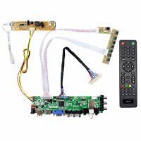 HDMI+VGA LCD Controller Driver Board Kit for LM215WF1-TLA2 1920X1080 monitor