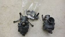 1966 honda cb160 sport H1377~ carbs carburetors set pair