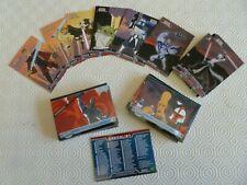 Star Wars 'Clone Wars' - Séries complète de 90 cartes - Topps 2004