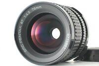 """""""MINT"""" Pentax 67 SMC 75mm f/4.5 6X7 67 67II Lens Late Model from Japan #276"""