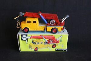 Siku Mercedes-Benz Crane 1:60 #V293 (J&KvW)
