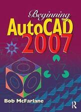 Beginning AutoCAD 2007-ExLibrary