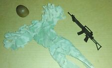 BBi 1/6 12 inch action figure desert camp Gilly suit n accessories