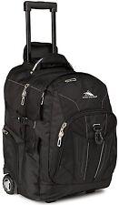 High Sierra XBT Wheeled Laptop Backpack Black One Size