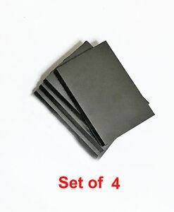 Carbon Vanes 524002 for Rietschle VFT 100, DFT 100 Vacuum Pump R26 x4
