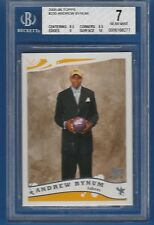 Andrew Bynum (RC), LA Lakers / 2005-06 Topps #230 / Graded BGS 7
