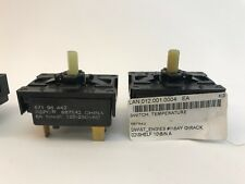 Lot of 5: Speed Queen 687542 Washer/Dryer Temperature Switch Replacement Parts