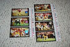 2013 HOME SEASON - USC TROJANS  FOOTBALL - 7 GAMES - FULL TICKETS