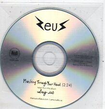 (ET913) Zeus, Marching Through Your Head - 2010 DJ CD